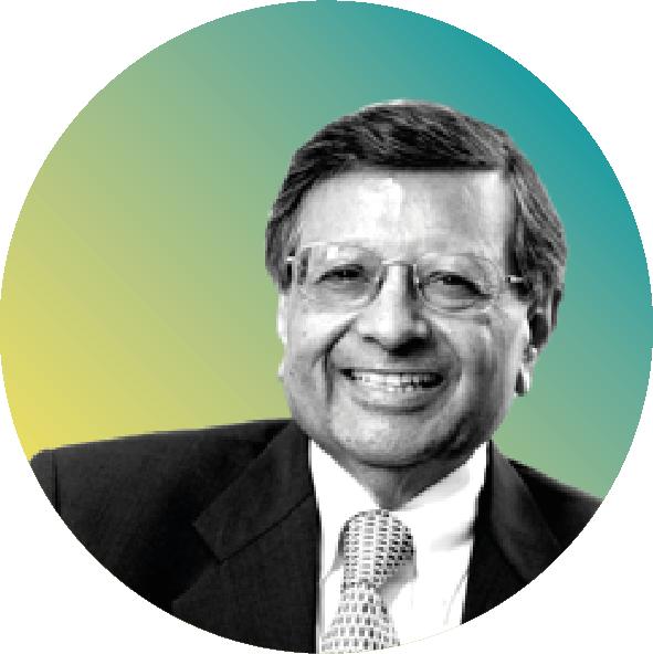 <center>Prof. Jagdish Sheth</center>
