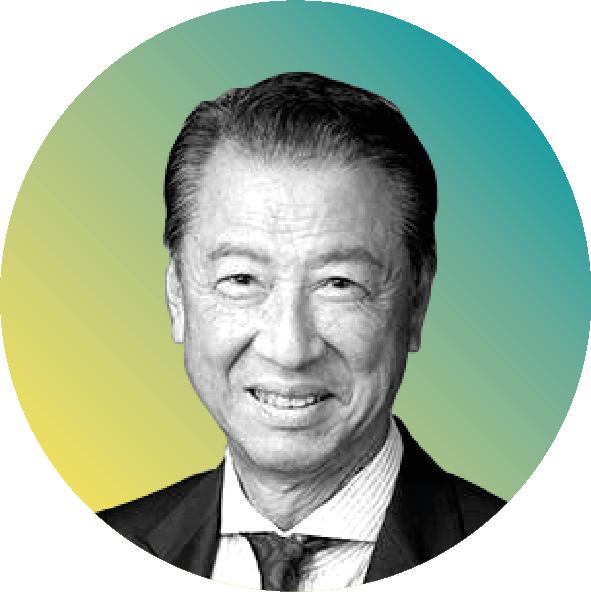 <center>Prof. Hirotaka Takeuchi</center>