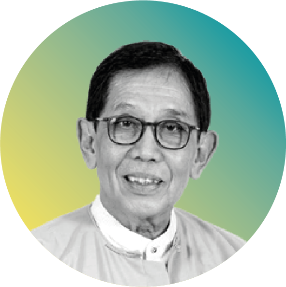 <center>Prof. Aung Tun Thet</center>