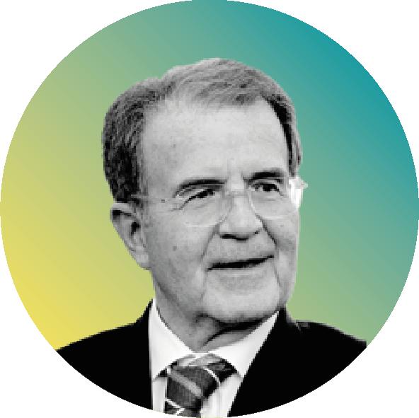 <center>Prof. Romano Prodi</center>